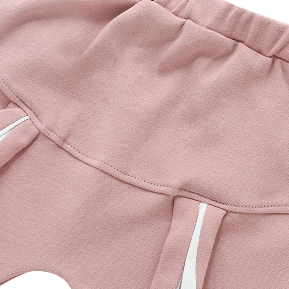 URMAGIC Toddler Baby Boys Trousers Boys Girls Cartoon Pattern Full Length Pants Autumn Spring Cotton Tracksuit Bottoms