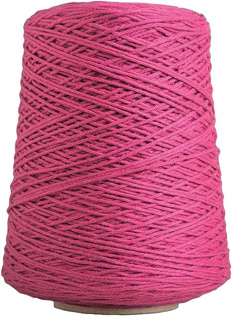 Begonia alpacasilk laceweight yarn