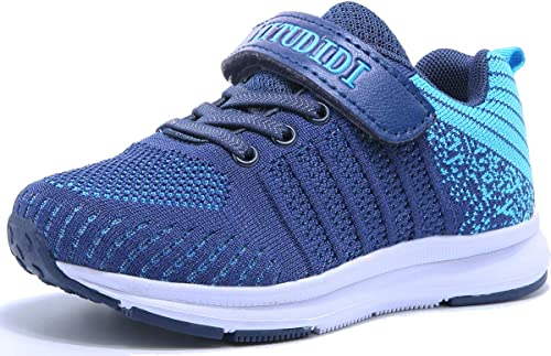 Mitudidi Kids Trainers Girls Boys Sport Running Shoes Fashion Lightweight  Breathable Sneakers for Unisex Child: Amazon.co.uk: Shoes & Bags