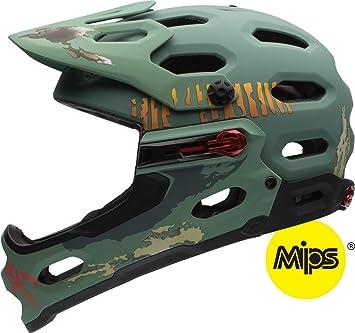 Bell Super 2R Mips Star Wars - Cascos integrales - Limited Edition verde Contorno de la