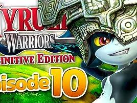 Watch Clip Hyrule Warriors Definitive Edition Gameplay Zebra Gamer Prime Video