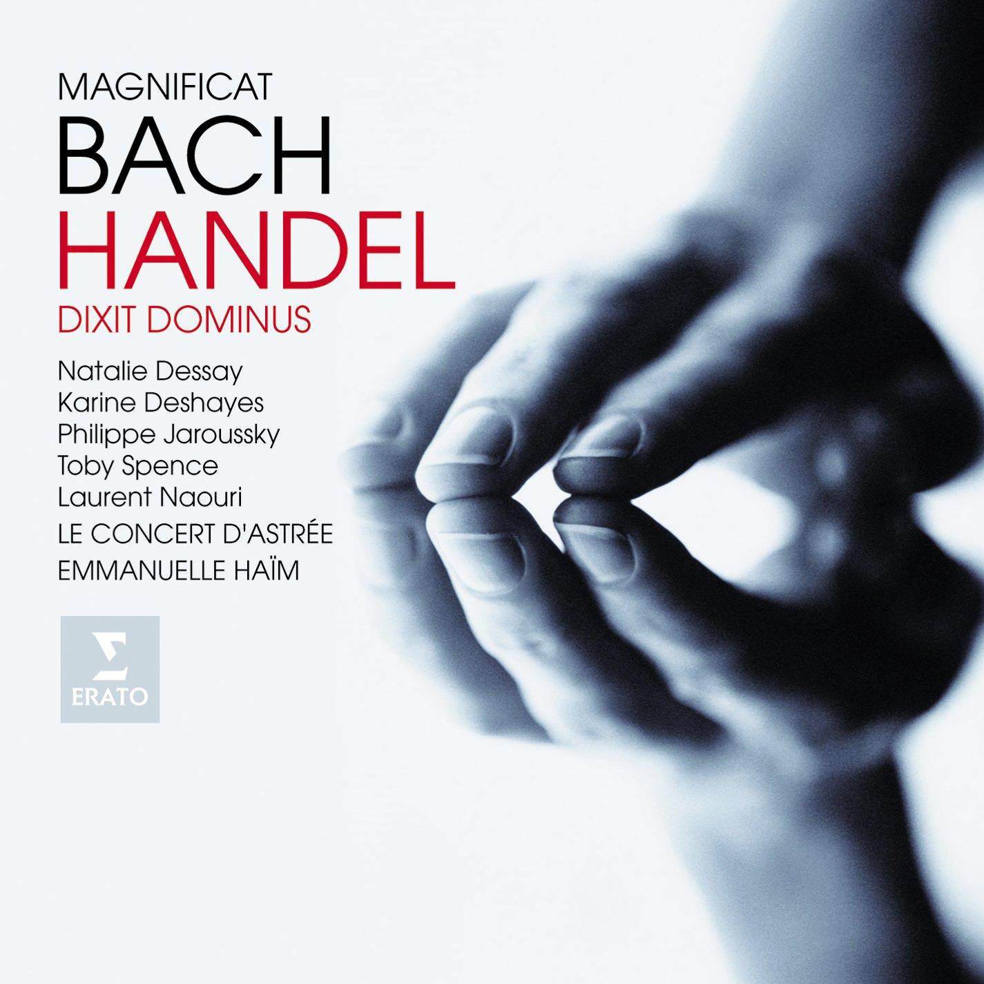 Dixit Dominus : Le Concert dAstrée, Emmanuelle Haïm: Amazon.es: Música