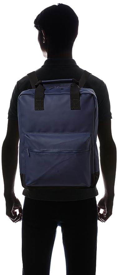 dafda7c3c Amazon.com | Rains Scout Backpack One Size Blue | Casual Daypacks