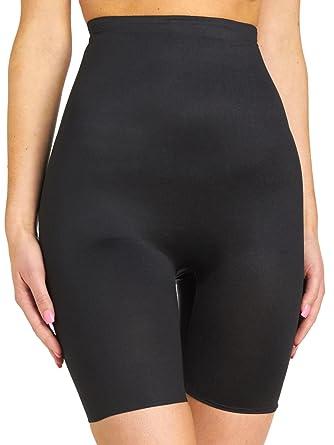 3dc6f271a0c TC Fine Intimates Women s Plus Size Even More Triple-Ply Midriff Hi-Waist  Thigh