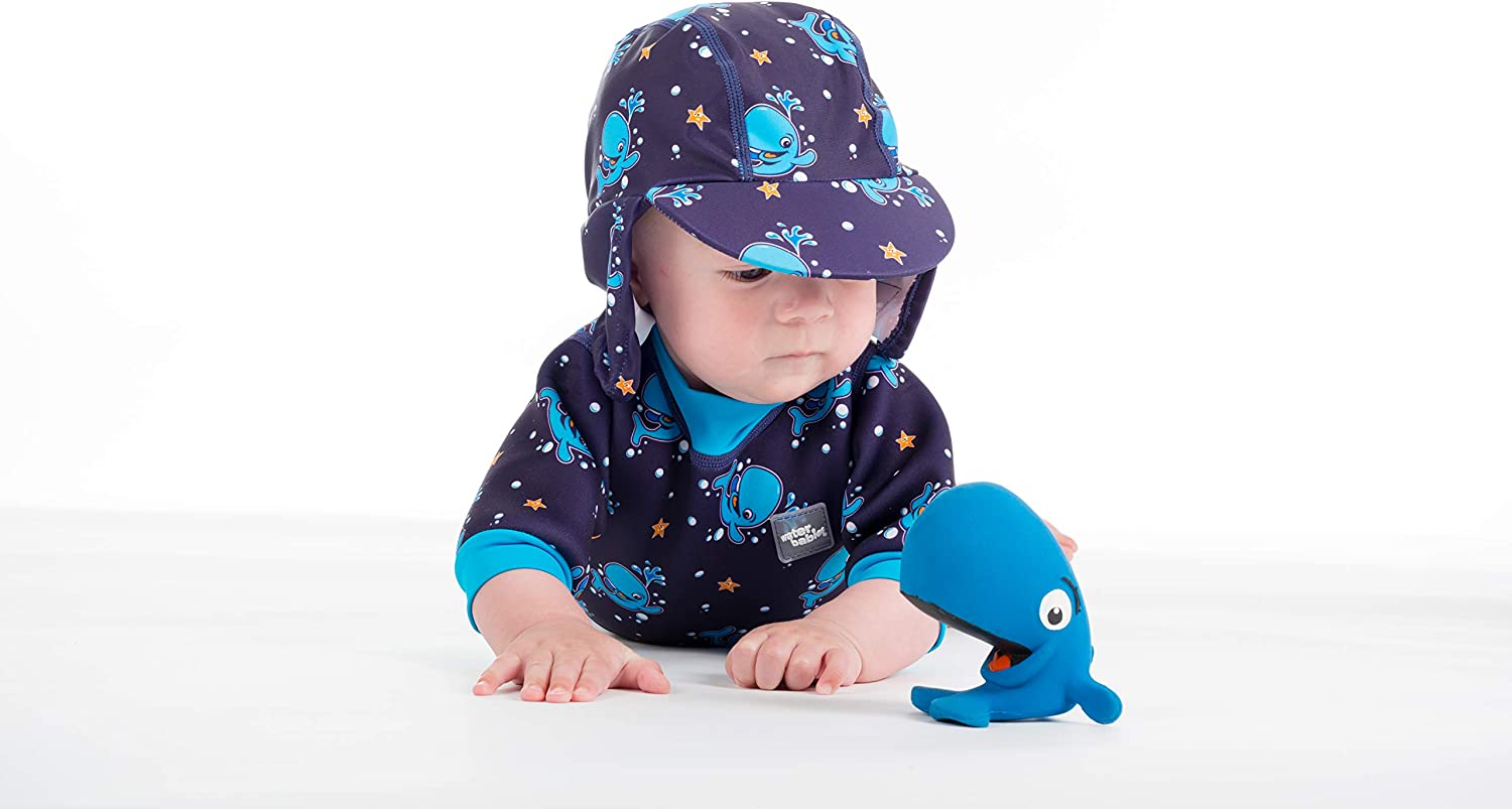 Water Babies Baby and Toddler Kids Legionnaire Hat
