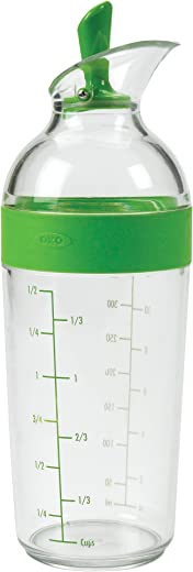 OXO Good Grips Salatdressing-Shaker groß, 350ml– grün