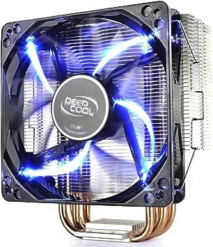 LBWLB Refrigerador CPU multicompatible con Ventilador PMW, LED ...