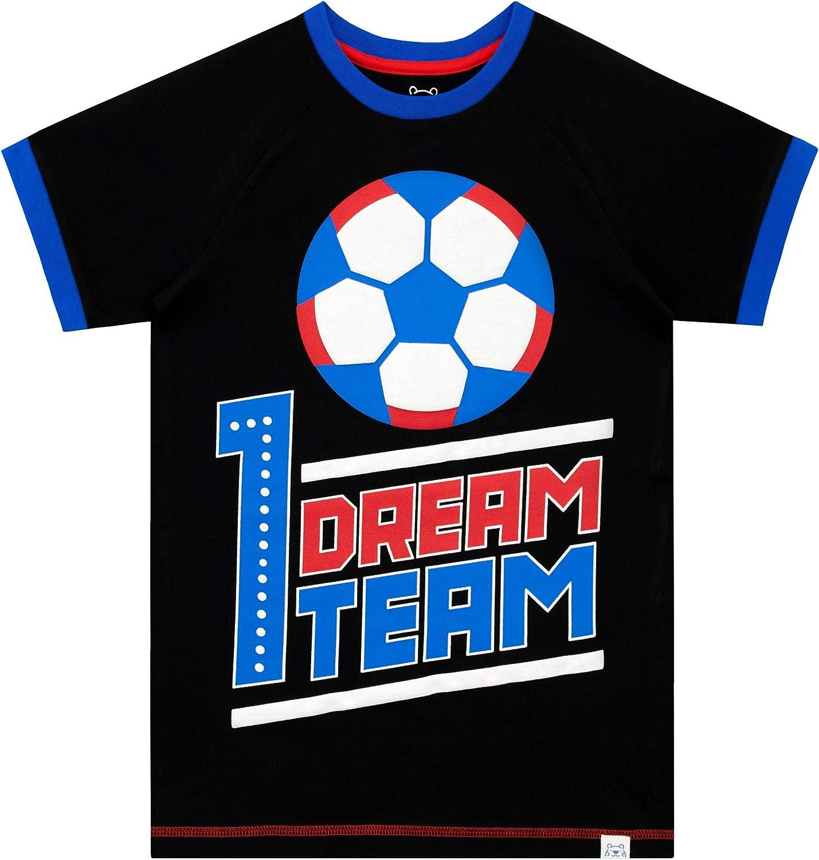Harry Bear Boys Football T-Shirt