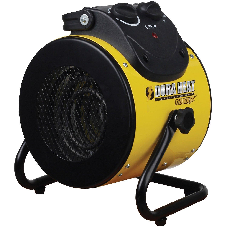 1,500-Watt 120-Volt Electric Forced Air Heater
