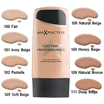 max factor 105