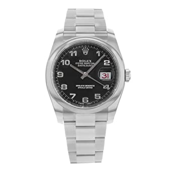 4dcf2887e1a Image Unavailable. Image not available for. Color  Rolex Oyster Perpetual  DateJust 116200