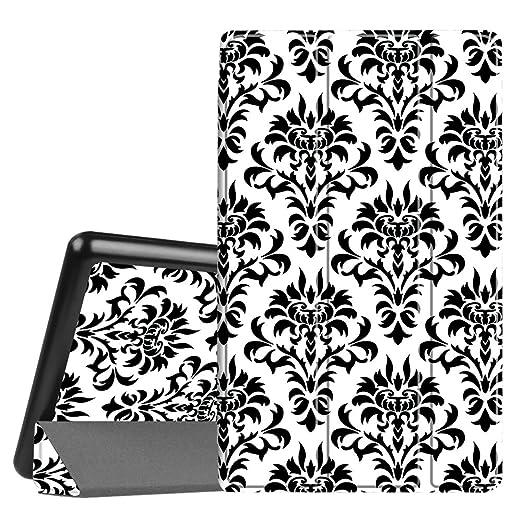 29 opinioni per Fintie Fire HD 8 Custodia- Ultra Sottile Leggero Supporto Custodia Cover Case