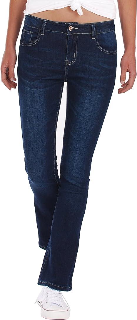 Fraternel Jeans Donna Skinny Stretch Senza Tasche