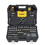 DEWALT Mechanics Tools Kit and Socket Set, 142-Piece (DWMT73802) (Tamaño: 1-Pack)