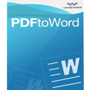 Wondershare PDF to Word for Mac-Easily Convert PDF in Batch [Download]