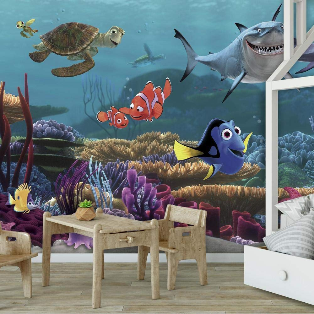 RoomMates Finding Nemo Prepasted, Removable Wall Mural - 6' X 10.5' by RoomMates (Image #3)