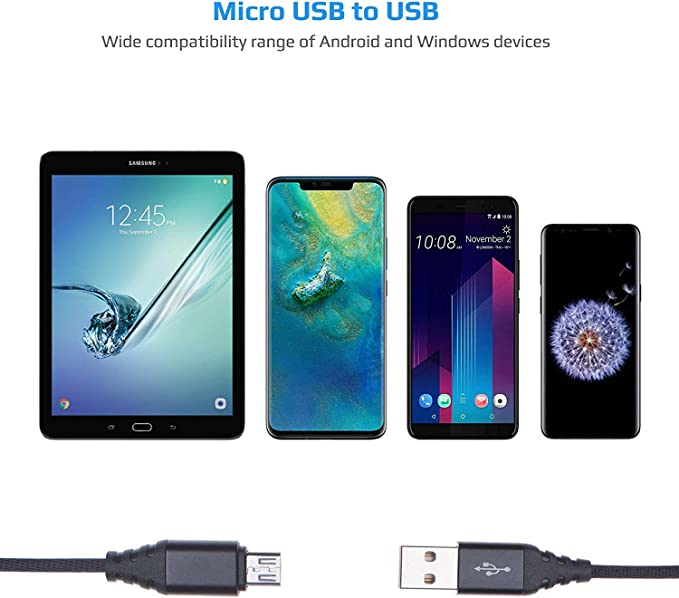 Z3v Hot Sync and Charge Straight USB Cable Compatible with Sony Xperia Z3 Built with Gomadic TipExchange Technology Charge and Data Sync with The Same Cable