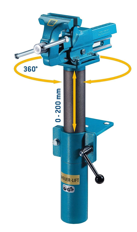 Brockhaus 0007650550160/ /R/égulateur de hauteur 160//180/mm