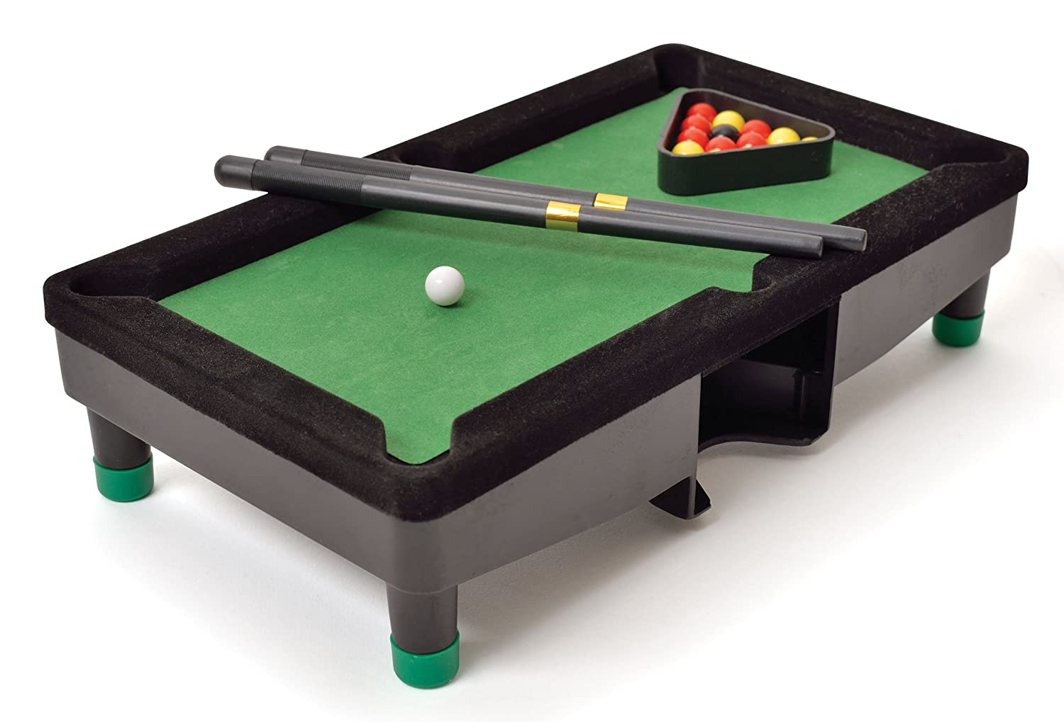 Cool Perfect Life Ideas Desktop Miniature Pool Table Set With Mini Pool Balls Cue Sticks Accessories Tabletop Toy Gaming For Men Women Play Billiards Home Interior And Landscaping Spoatsignezvosmurscom