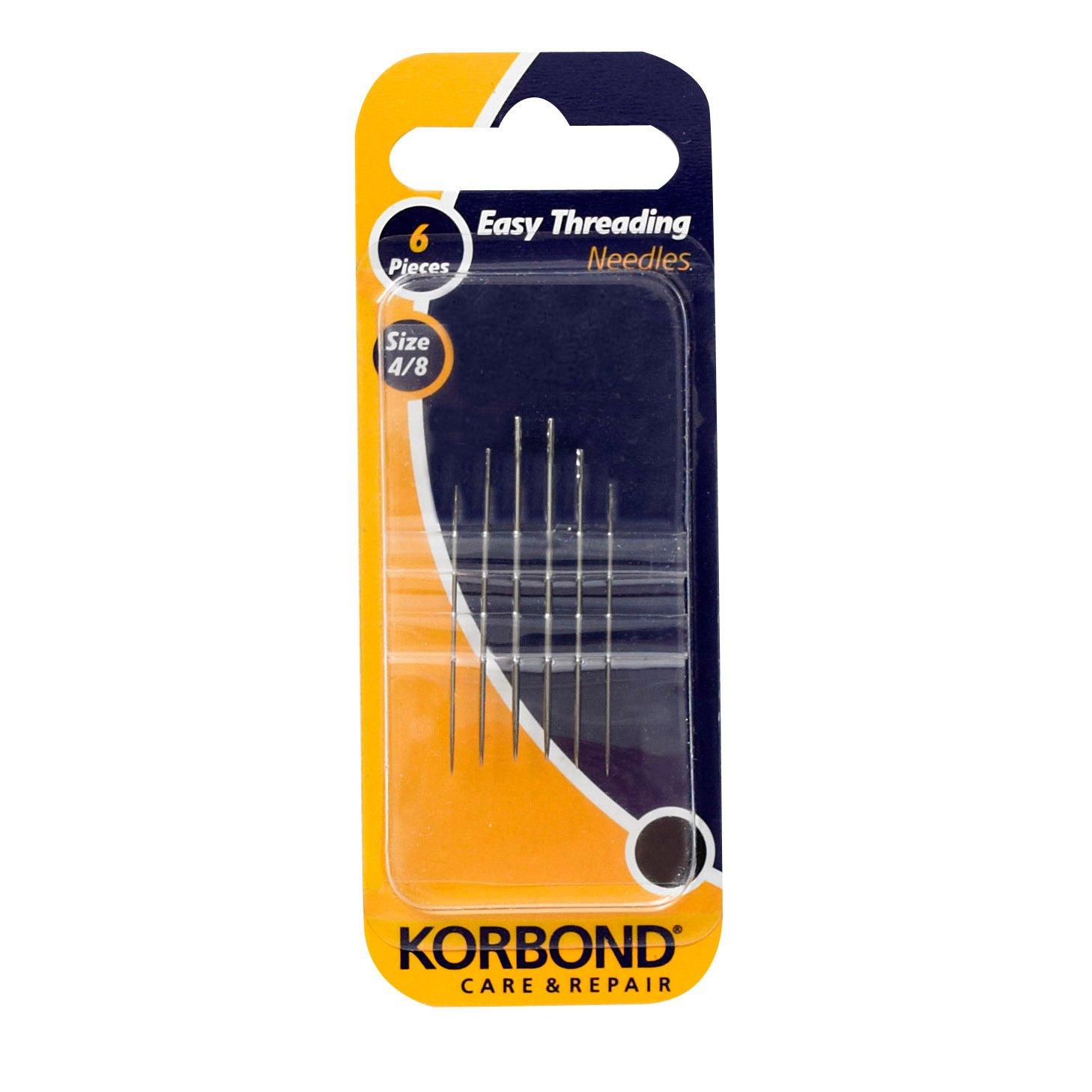 EASY THREADING NEEDLES Korbond 110260