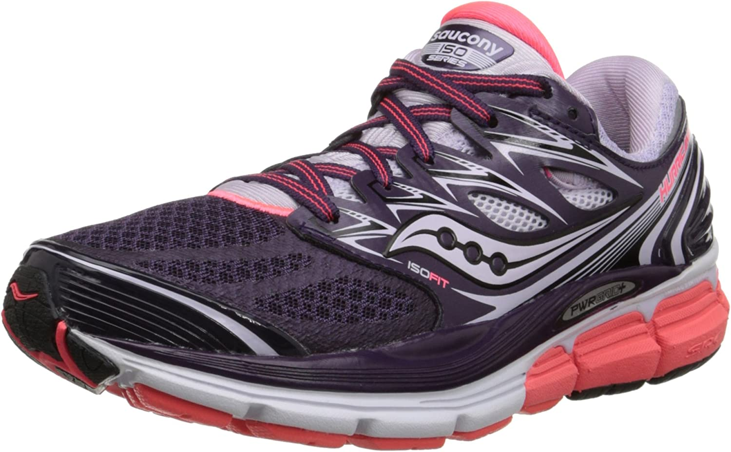 Saucony Women s Hurricane ISO Running Shoe