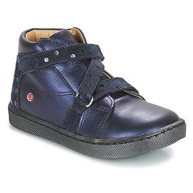 fec42990d7d GBB RAYMONDE Bottines Boots Filles Bleu Boots  Amazon.fr  Chaussures ...