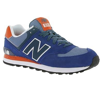 New Balance 574 Schuhe Herren Sneaker Turnschuhe Blau ML574CPX,  Größenauswahl 44.5 c365a729f6