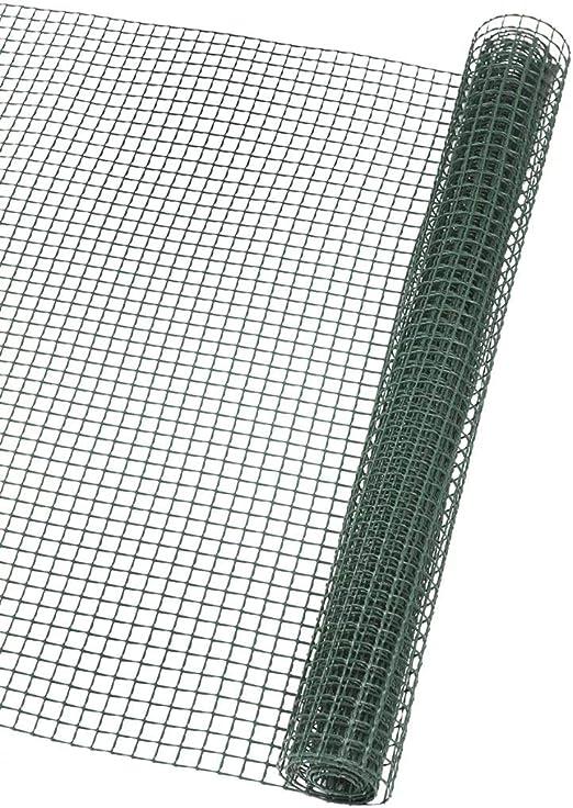 Nature Malla de Tela Metálica para Jardín Verde 1x3m Cercado Paneles Bricolaje: Amazon.es: Jardín