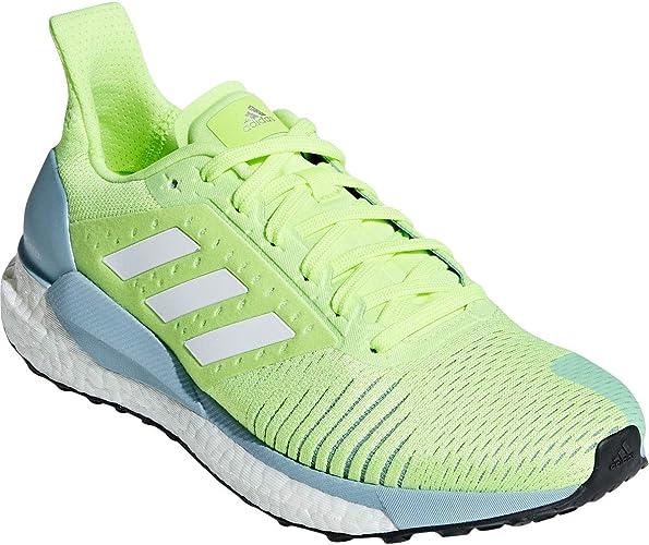 adidas Solar Glide St W, Zapatillas de Deporte para Mujer: Amazon ...