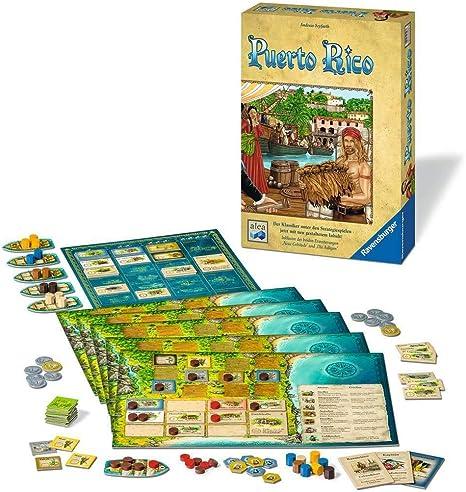 Ravensburger 4005556269976 - Juego de Tablero (Estrategia, Niños y ...