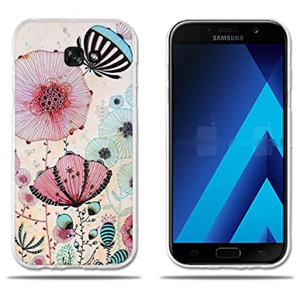 Amazon.com: Samsung Galaxy A7 2017 Caso, Shell, fubaoda, un ...