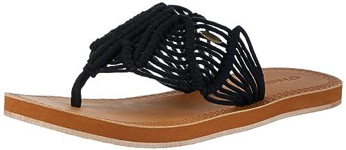 MujerNegro Crochet Fw SandalSandalia Pulsera O'neill Con Para MVqSUzp
