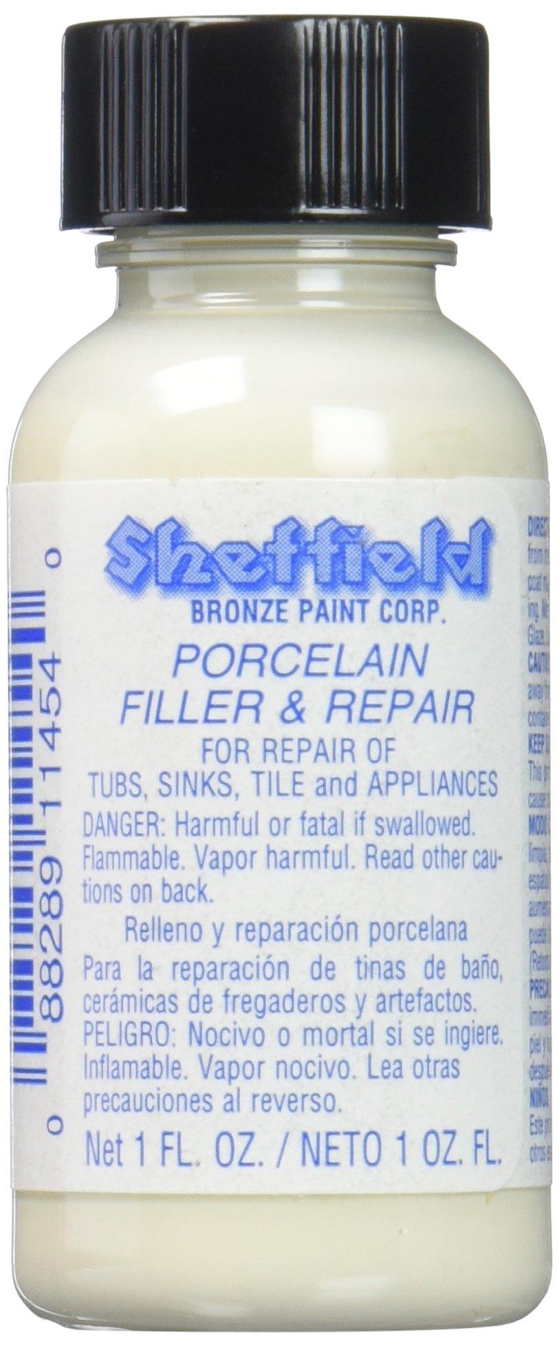 SHEFFIELD BRONZE 1454 Porcelain Filler/Repair by Sheffield Bronze