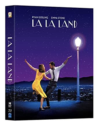LA LA LAND [Blu-ray Manta Lab Exclusive Steelbook LENTICULAR Full Slip Edition]