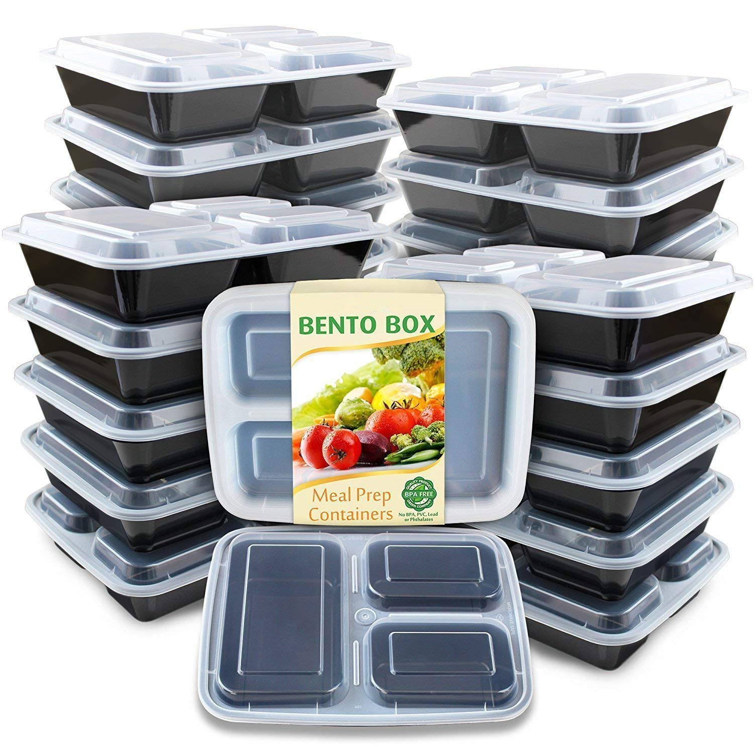 Best Disposable Meal Container Boxes By Enther