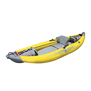 Advanced Elements StraitEdge Inflatable Kayak Review