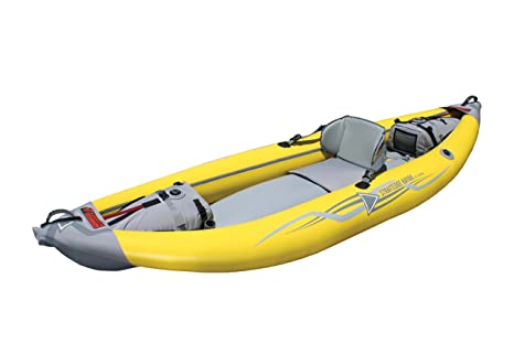 Advanced Elements StraitEdge Kayak, Unisex Adulto, Yellow ...