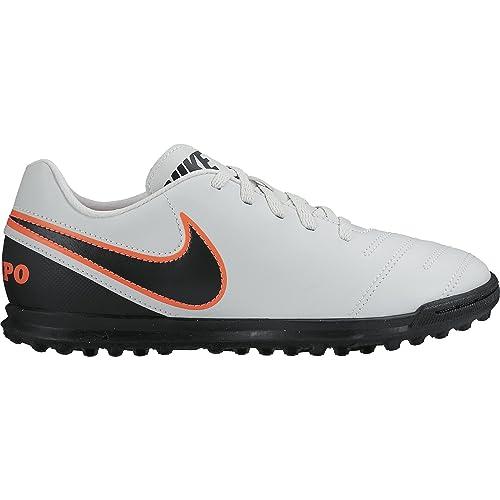 Nike JR Tiempo Rio III TF, Botas de fútbol para Niños: Amazon.es: Zapatos y complementos