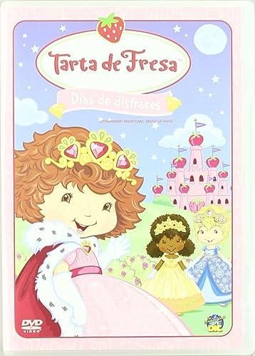 Tarta De Fresa Dias De Disfraces [DVD]: Amazon.es: Animación ...