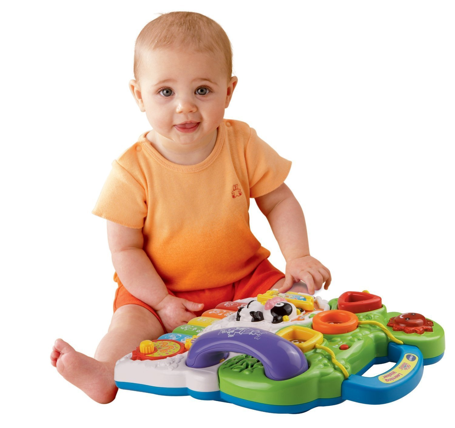 Amazon VTech Sit to Stand Learning Walker Toys & Games
