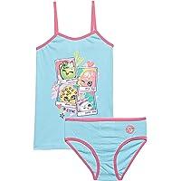 Shopkins Junior Girls - Brief & Vest Set