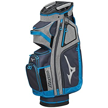 Mizuno brd4 C Bolsa de Golf Unisex, Color Gris/Azul: Amazon ...
