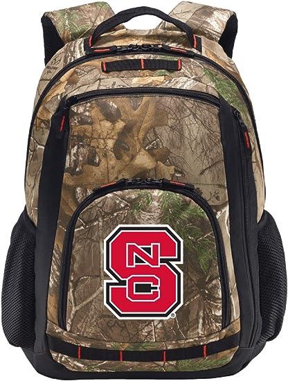 Broad Bay NC State Wolfpack Laptop Bag NC State Messenger Bag or Computer Bag