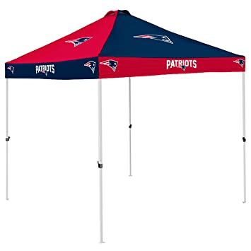 NFL New England Patriots Checkerboard Tent Checkerboard Tent Navy One Size  sc 1 st  Amazon.com & Amazon.com : NFL New England Patriots Checkerboard Tent ...