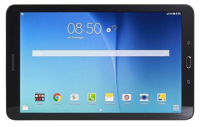 Samsung Galaxy Tab E 9 6 16GB T567V Wi-Fi + Verizon 4G LTE Tablet PC - Black