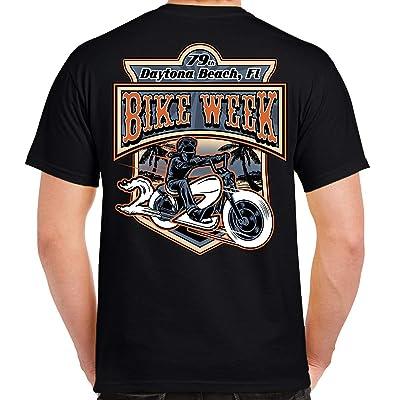 2020 Bike Week Daytona Beach Rider T-Shirt | .com