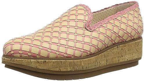 Pertini Mocasines para Mujer, Rosa (Pink (Cabra Rose/Melocoton), 39 EU: Amazon.es: Zapatos y complementos