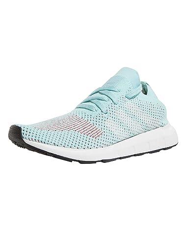 reputable site af52b b4bdc adidas Originals Women Sneakers Swift Run Blue 38