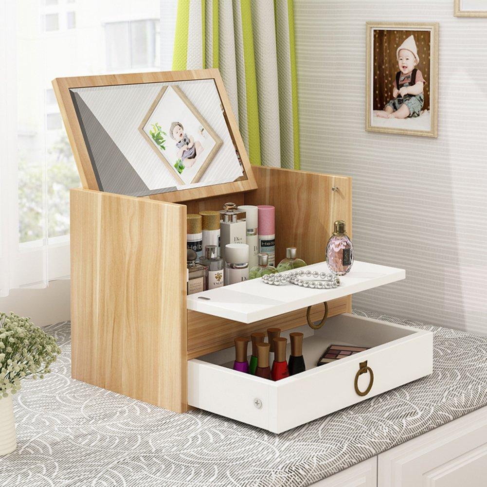 Amazon.com: Rart DIY Makeup Storage Box,Multi-Layer Drawer ...