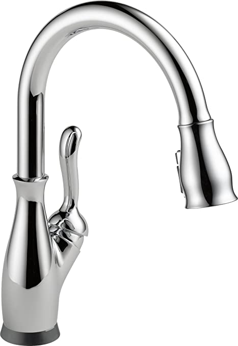 Delta Faucet Leland Single Handle Touch Kitchen Sink Faucet With